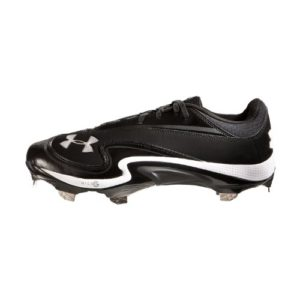 Under Armour – Crampons de Baseball métal Under Armour Natural III low Pointure – 47.5