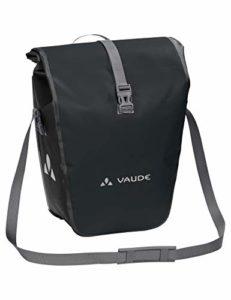 VAUDE Aqua Back Single Sacoche de vélo pour roue arrière – Volume 24 l – matière bâche sans PVC
