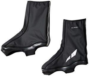 VAUDE Wheeled sur-Chaussures Mixte Adulte, Noir, FR (Taille Fabricant : 44-46)