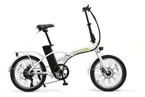 Vélo électrique pliant mod. Book 200 Batterie Lithium Ion 36 V 10 Ah