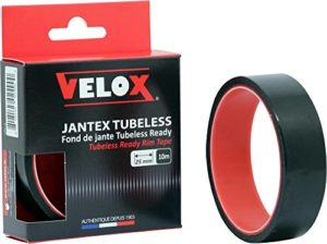 VELOX Fond DE Jante TUBELESS Ready – 25mm / 10m