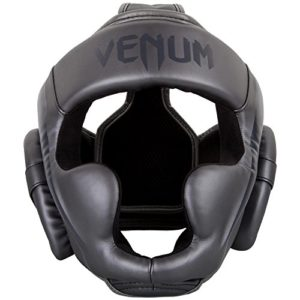 Venum Elite Casque Mixte Adulte, Gris/Gris