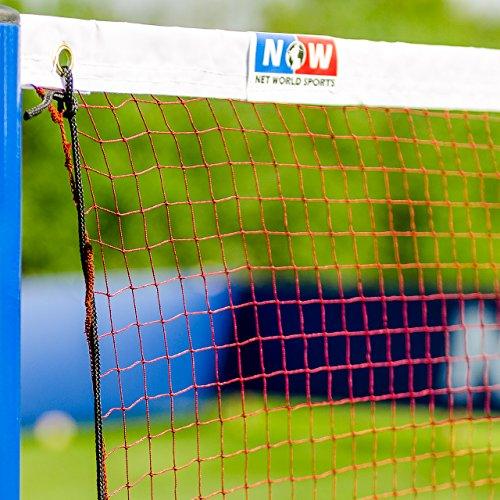 Vermont Filet de Badminton de Taille Règlementaire de la BWF – 6,1m ou 7,3m (6,1m)