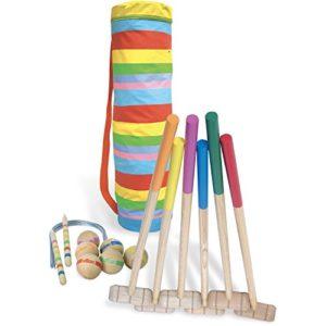 Vilac – Jeu de balles – Croquet Golf