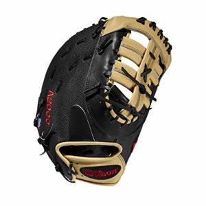 Wilson A2000 1620 SuperSkin 12.5″ First Base Baseball Mitt – Left Hand Throw