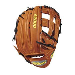 Wilson A2000 1799 12.75″ Outfield Baseball Glove – Left Hand Throw