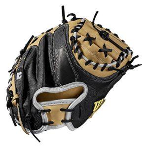 Wilson A2000 M1 SuperSkin 33.5″ Catcher's Baseball Mitt – Right Hand Throw