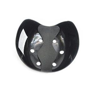 winomo Outdoor de sécurité 6trous de Bump Casquette Filtre pour Caps de baseball (Noir)