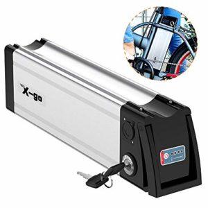 X-go 36V 10AH Lithium Li-ION Batterie E-vélo Décharge Electronique de Bicyclette