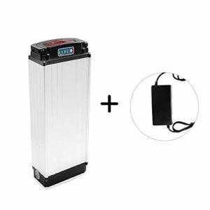 X-go Vélo Électrique Batterie 48V 20Ah 1000 W Vélo Électrique Batterie Cellule Titulaire Retour Transporteur Li-ION Batterie avec Chargeur