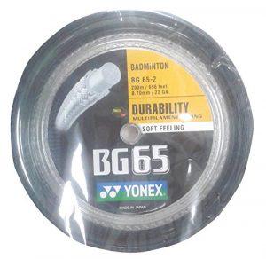 Yonex Bobine BG65 Noir