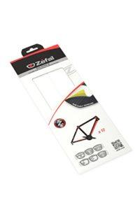 Zefal Skin Armor Protection de cadre Transparent Taille M