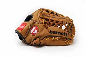 barnett SL-115 gant de baseball cuir infield/outfield 11, pour gaucher RH, marron