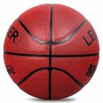 Basketball Zhenku LEIJIAER 756U No. 7 Résistant à l'usure Haute Élastique Cuir PU Basketball