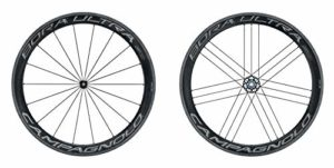 Campagnolo Bora Ultra 50 Dark Tubul.Hg11V Roues, Noir, Taille Unique