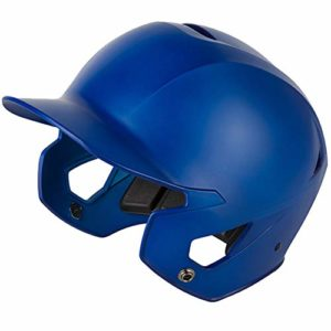 Casque De Baseball, Casque De Baseball Universel Professionnel Adulte Casque De Combat Casque De Baseball,Bleu