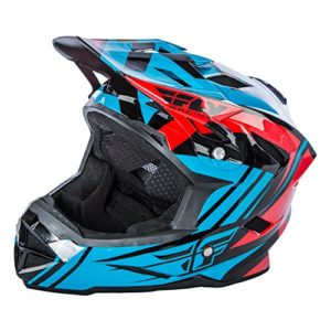 Fly Racing Kids Downhill-Helm Default