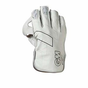 Gunn & Moore Le Wicket Gants de Protection, Mixte, 52052006, Blanc, Adulte