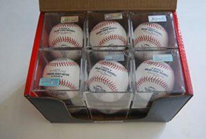Rawlings Dozen ROMLBHR15 w/Cube All-Star Home Run Derby Baseball Official ROMLB