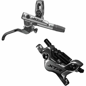 SHIMANO XTR BL-M9120 Disc Brake Stealth Gray, Rear