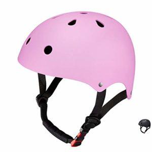 SKL Kids Scooter Helmet Skateboard Helmet pour Tout-Petit (V2.0, 45-51cm)
