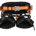 TreeUp ceinture harnais TH 030 matériel forestier de sécurité arbre de soin (M-XL, orange)