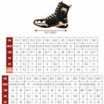 Venum Elite, Chaussures de Boxe Mixte Adulte,Noir /Or,38,5