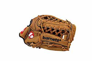 barnett SL-125 gant de baseball cuir outfield 13, pour droitier REG, marron