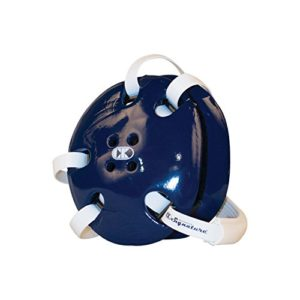 Cliff Keen Signature 4-strap Wrestling casque Bleu marine