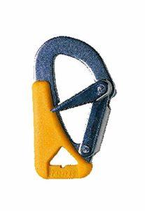 Orangemarine Mousqueton de sécurité ISO 12401