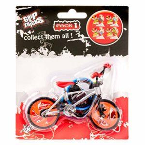 Grip&Tricks – Finger BMX – Mini BMX Freestyle Pack1