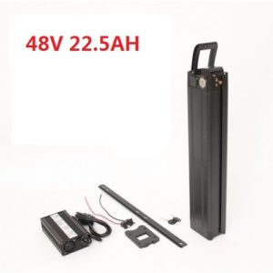 48V 22.5 AH Battery 18650 OEM Cell Seat Tube Li-ion Polymer Battery Pack Electric Bike Lithium Battery Pack with 5A Charger