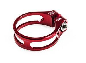 Aerozine collier de selle à vis xcs1.0 rouge 34.9