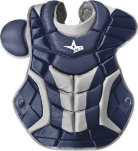 All Star System Seven Baseball Catcher's 16.5″ » Chest Protector by ALL-STAR