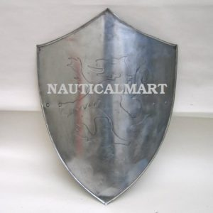 Armour Lion Shield médiéval Collectible Zelda par Nauticalmart