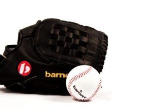 barnett GBJL-2 Kit de baseball gant, balle senior PU