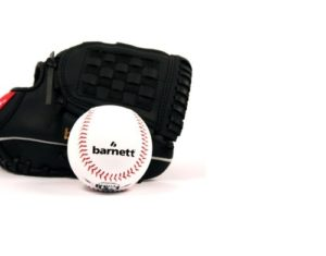 barnett GBJL-5 set de baseball gant balle youth (JL-95,BS-1)