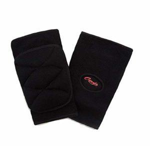 Capezio KP01 Black Knee Pads Size Medium