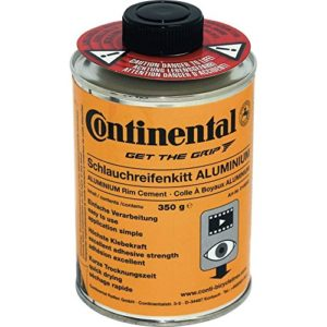 Continental PC1 Pot de Colle Boyaux Mixte Adulte, Noir