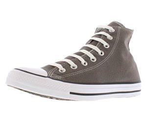 Converse AS Hi Can 1J793 Adulte (Homme ou Femme) Chaussures de Sport, Gris 38 EU