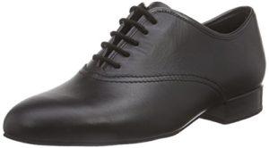 Diamant Tanzschuhe Herren 078-075-028, Chaussures de Danse de Salon Hommes, Noir, 44 2/3 EU