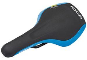 Ergon sme3Pro Carbon Ergonomique Enduro Selle de vélo Noir/Bleu, M (Mittel)
