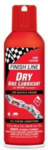 Finish Line Lubrifiant vélo, Teflon Plus – 8oz – 244 ml Aerosol