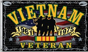 FLAGS Drapeaux Unisexe Cps36967-brk Vietnam Veteran