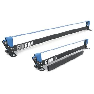 Gibbon GBSLRFE Support de Slackline Mixte Adulte, Bleu
