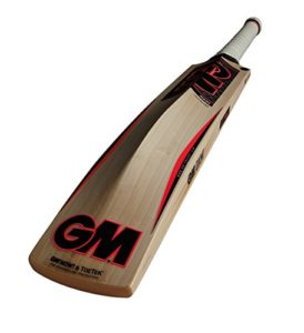 GM Mana DXM Le TTNOW Batte de Cricket Mixte, Orange, Size SH