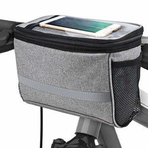Hebey Guidon Sac Vélo Avant Sac Pack Activités De Plein Air Pack Accessoires