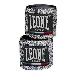 LEONE1947AB705 Bandes de boxe coton – maori – 3,5 m