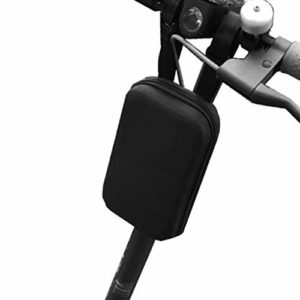 Lixada Scooter Accroche Sac Avant Cadre Sac Scooter Guidon Sac pour Xiaomi M365