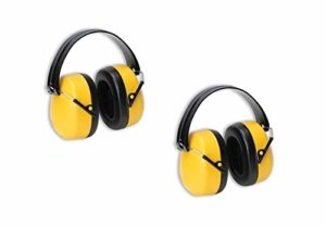 LOT 2: SOUND ISOLATION HEADPHONES – PRO SAFETY GEAR